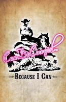 CanDoCowgirl Poster - Because I Can